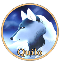 Quilo medalion by ShishiNoSeirei