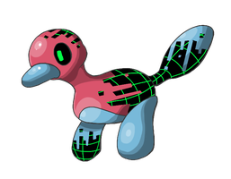 PTS - ERROR Porygon2