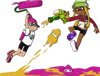 Commission- Inklings by Zanreo
