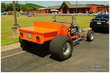 A Ford Hot Rod by TheMan268