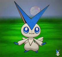 A Fan-Made Shiny Victini