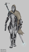 Savage Excalibur by MrCryCraft