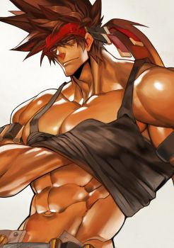 Sol - Guilty Gear by na-insoo