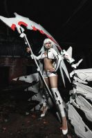 White Rock Shooter by Sasuko555