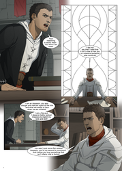 Assassin's Creed Fanbook #1 by doubleleaf