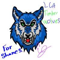 LCA Wolves by Jonesydragon