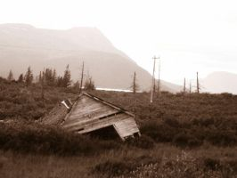 The Old House on the Turnagain by Athelwulf