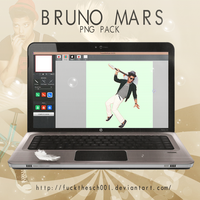 Bruno Mars PNG PACK by Fuckthesch00l