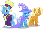 Trixies Family by Vector-Brony