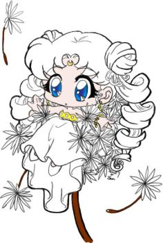 Dandelion Princess - collab by the-pink-angel