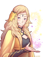 FE: Fates - Ophelia by Pidoodle