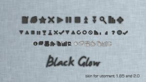 Black Glow for utorrent by blymar