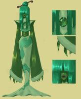 Jadeite - Gemsona by Myanaconda