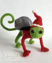 The Grinch Snonkey by FamiliarOddlings