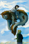 Dragontry by Deercliff
