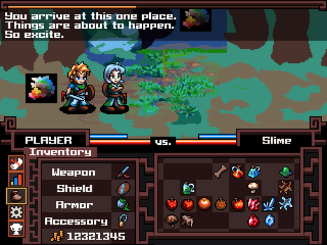 [Away from Quest] Mockup (WIP) by Pix3M