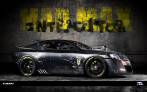 Mad Max V8 'Used' by phareck