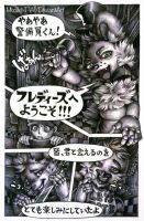 Five Nights at Freddy's Manga by Mizuki-T-A