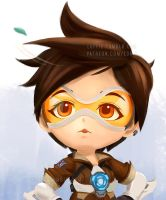Nendoroid Tracer by luffie