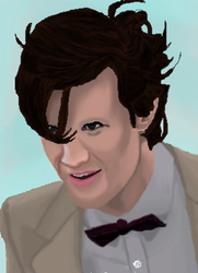 Matt Smith ehe by SuperRawrX