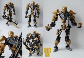 Toa Destro by Tails-N-Doll