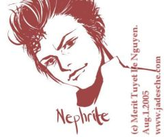 Nephrite by merit