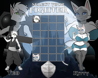 YCH Commissions: Select Your Fighter II! by Hayakain
