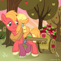 Big Brother Macintosh by katiesketch