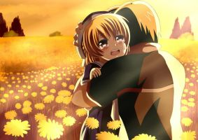 [CLANNAD] Can I cry now? by xyomouse