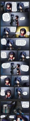Epilogue: OmniV Part 2/2- ''It All Has To End'' by Magnolia-Baillon