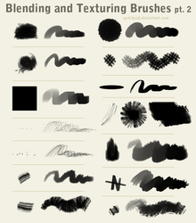 Blending and Texturing Brushes pt. 2 by god-head
