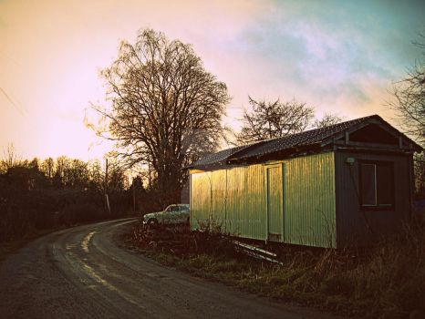 The Green House by AndreaGerak