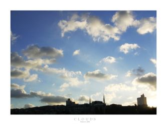 Clouds by trincess