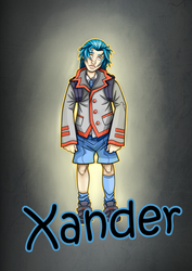 Life after death. Xander by vator69