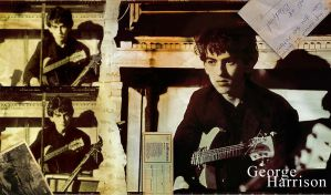 Young George by pbwriter