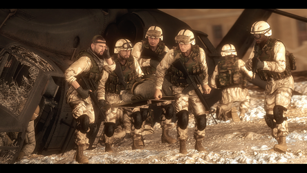 1993: Black Hawk Down by Pr0metheus-RF