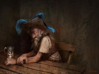 A Pirate's Life for me by daniellieske