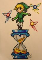 The Hourglass by xKixii
