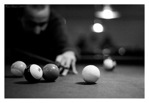 Billiards by freakme
