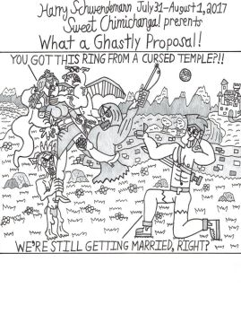 What a Ghastly Proposal! by OliverRed
