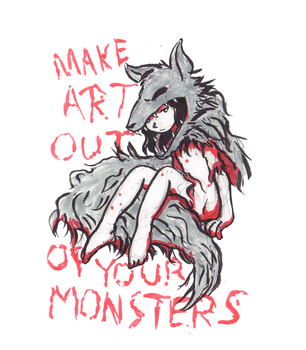 Make Art Out of Your Monsters by EctopicFantast