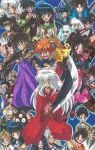 Inuyasha: Search for the Sacred Jewel by d13mon-studios