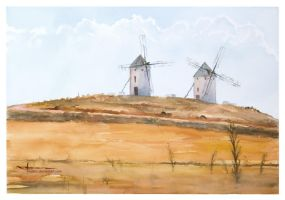 Windmills by mekhz