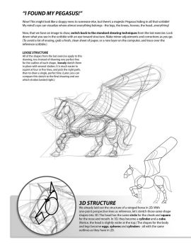How to draw PEGASUS 6 by PatrickThornton