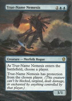 True-name Nemesis Border Extension by Victor-Surge