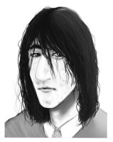 Young Severus Snape by velapokemon