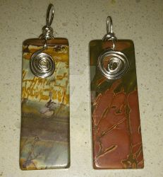picture Jasper pendants  by TraelynDenimore