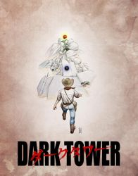 Dark Tower (ft. Akira) colored by Botonet
