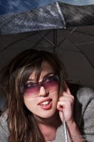 Sunglasses 1: when it rains... by brain-slug