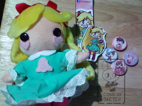 star butterfly comision by lachicadelhacha